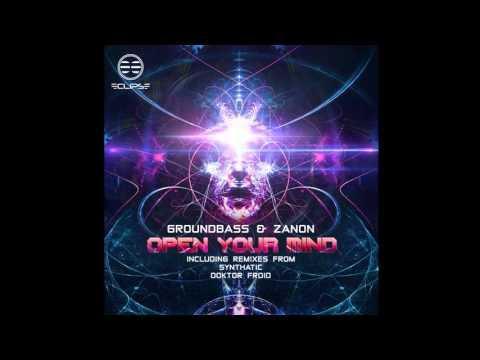 GroundBass & Zanon - Open Your Mind (Synthatic Remix)