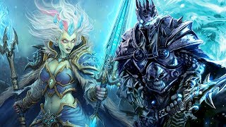The Queen of Frost & The King of Ice