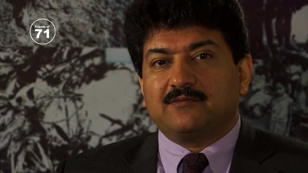 Waris Mir, Interviewee: Hamid Mir (Son)