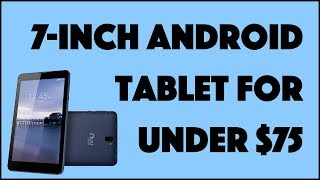 The Super Affordable NUU Mobile T2 Android Tablet Reviewed