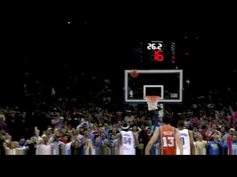 Top 10 1st month of 2008/2009 NBA from NBA TV