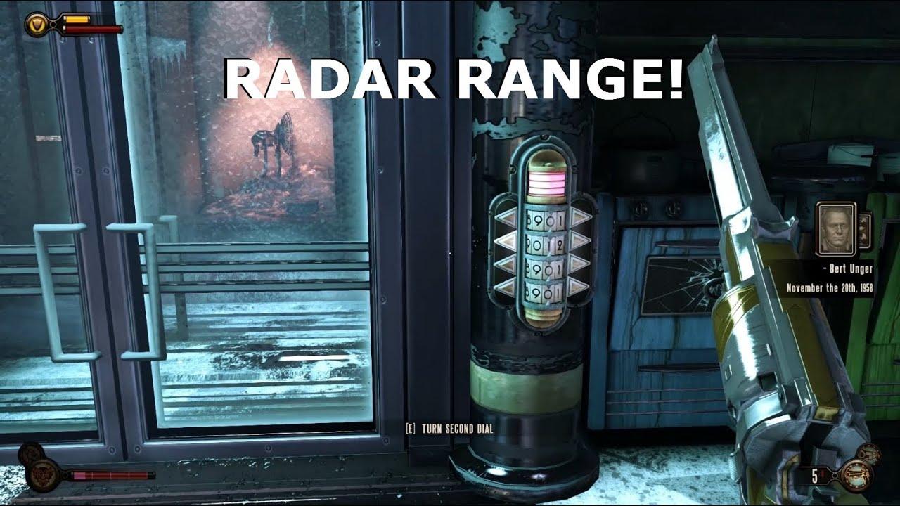 How to Unlock the Freezer Door To the Radar Range Weapon ...