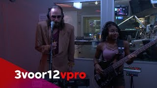 Arp Frique - Live at 3voor12Radio