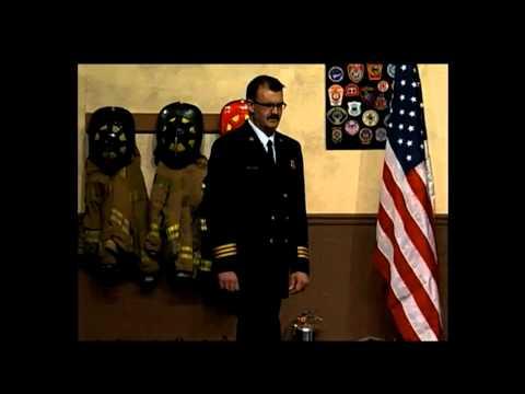 FDIC 2013 - The Fireman's Standard, Battalion Chief Michael Walker Oklahoma City Fire Department