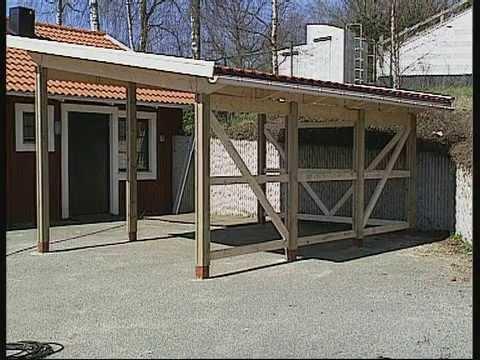 hur bygger man ett garage