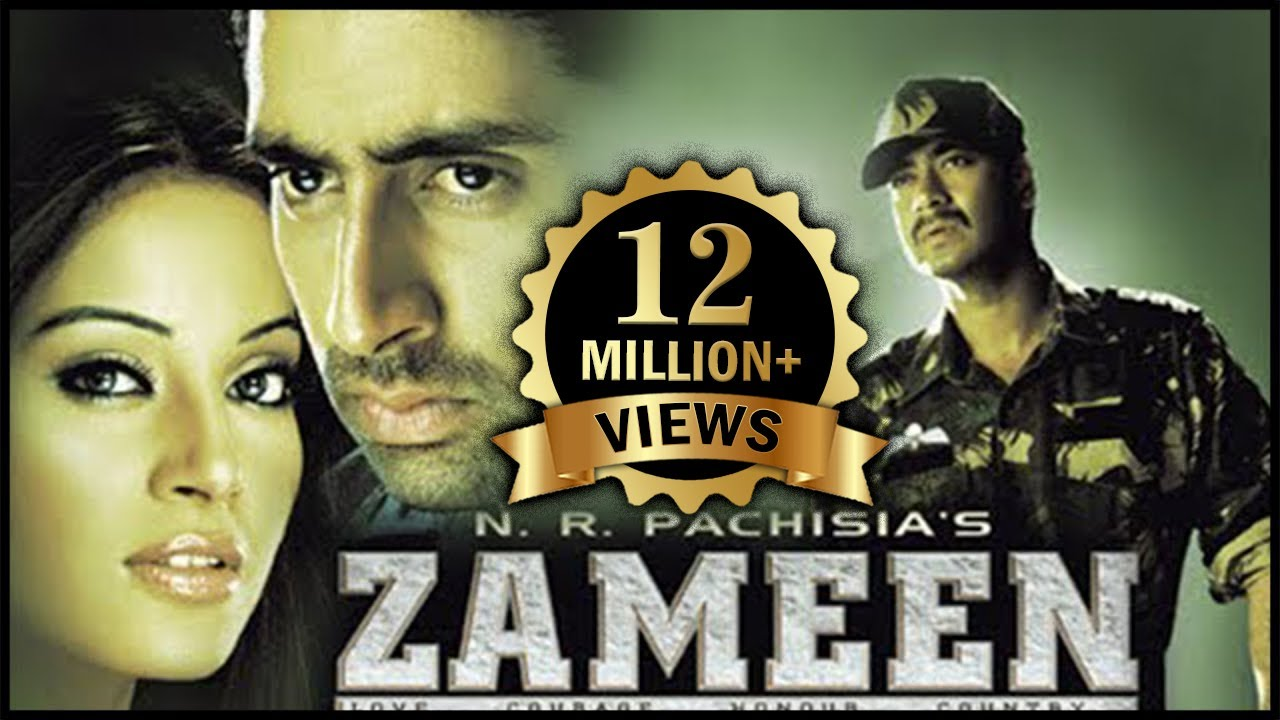 Zameen Full Hindi Movie | Ajay Devgan | Abhishek Bachchan | Bipasha Basu | Bollywood Action Movie