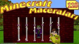 JOKER HAPİSTE KENDİNE AVUKAT TUTTU (Minecraft Maceraları 118. Bölüm)