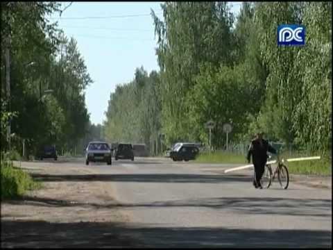 Молодая девушка погибла в ДТП в поселке Бабаево