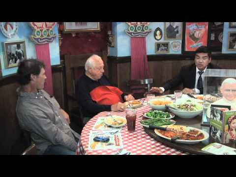 Inside Dodgertown: Lasorda lunch