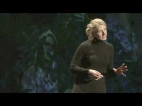 "TEDTalks (2009) feat. ""A New Way To Think About Creativity"" Elizabeth Gilbert Part (1 Of 2)"