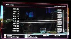 TV DX DVB-T mux CH27 Dobrich plus ANALOGIC test