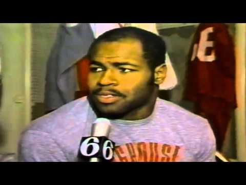 1984 - Philadelphia Stars Player Profile: LB Sam Mills