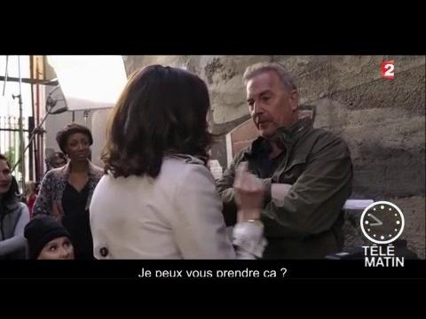 Kevin Costner et la SNCF