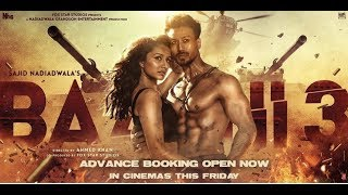 BAAGHI 3 | FULL MOVIE facts | Tiger Shroff | Shraddha Kapoor | Sajid Nadiadwala | Ahmed Khan