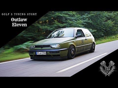 Tuningtalk - Golf 3 Tuning Story - Dief.Crew