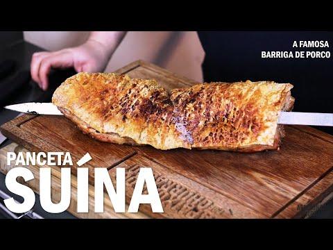 Tradicional Panceta Suína - Apaixonado Por Churrasco