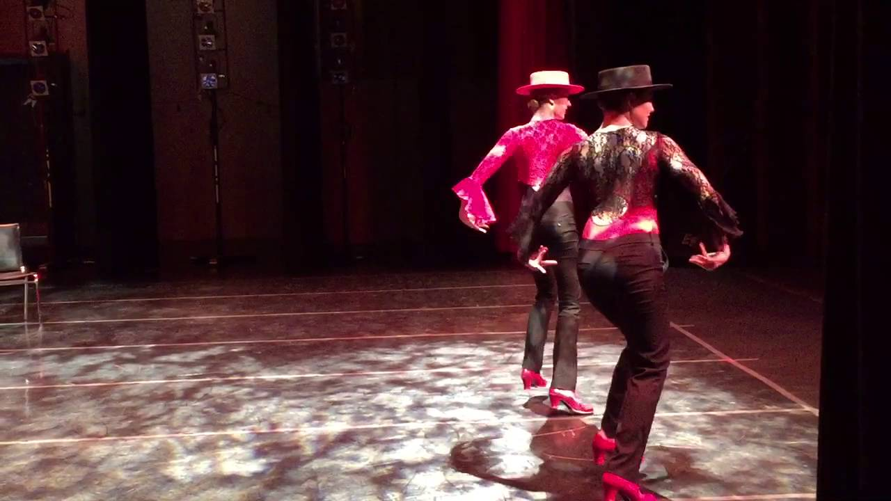 garrotin flamenco