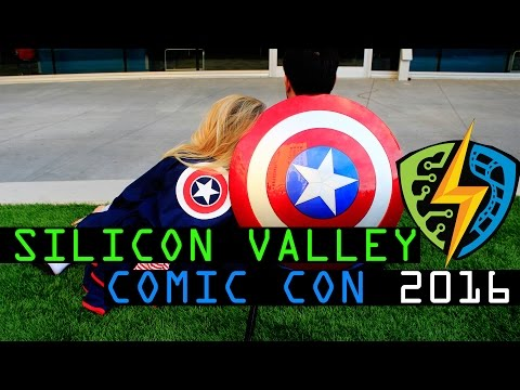 Silicon Valley Comic Con 2016 Cosplay Music Video