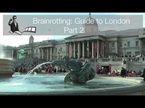 Brainrotting guide to London Part 2: Follow the Monopoly board to some less well known sights
