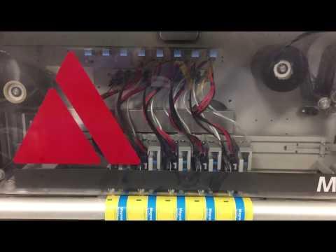 Allen Coding MLi (Multi Line Intermittent Thermal Transfer Printer)