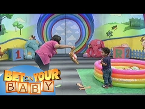 Bet On Your Baby: Baby Dome Challenge with Mommy Joy and Baby Joseph Marco