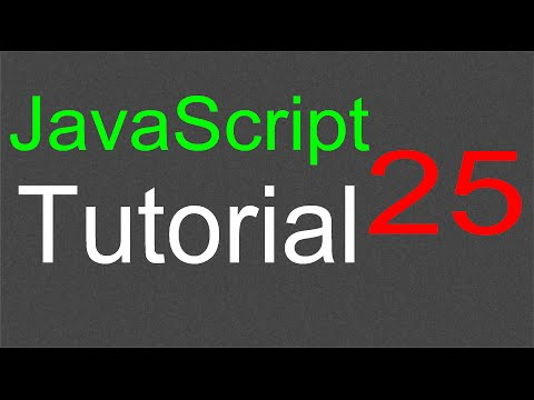 JavaScript Tutorial for Beginners - 25 - Document Object Model