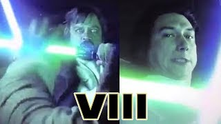 What Luke REALLY Saw In Kylo's Mind Before ATTACKING Him (CANON) - Star Wars The Last Jedi Explained