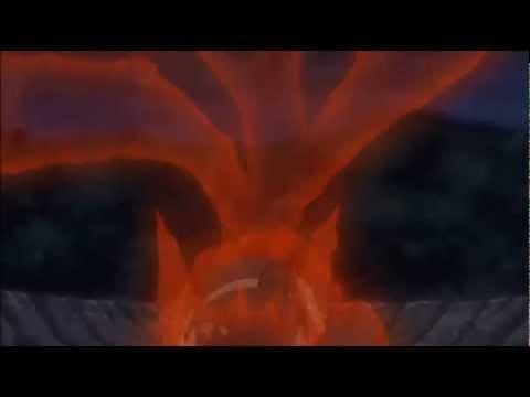 Sora Tail 4kyubi Vs Naruto Kyubi Funnycat Tv