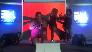 #SintimTV #EMA19 Stunning performance by Queen Haizel at Emerging Music Awards 2019