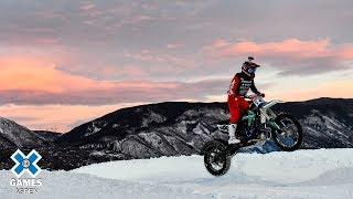 Harley-Davidson Snow Hill Climb | X Games Aspen 2019