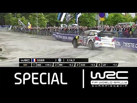WRC - Neste Oil Rally Finland 2015: OGIER SS01
