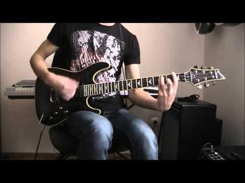 Eir Aoi - Ignite   Sword Art Online 2 OP   Guitar Cover By Kamil G  
