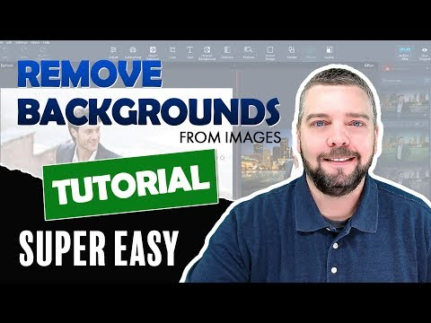 How To Remove Background From Photos 🔥 Without Photoshop 🔥 Tutorial