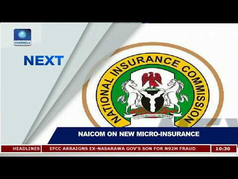 Analysing State Of Insurance Sector With NAICOM Commissioner Kari Pt.2 |Business Morning|