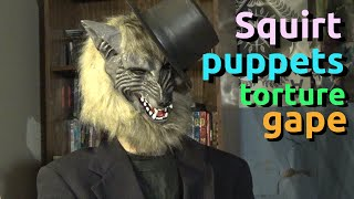 Porno Corner - Episode Nine - Squirt, Puppets, Torture, and Gape thumbnail