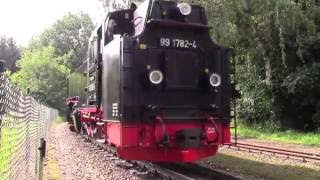 Rasender Roland: Mit Dampf über die größte Insel Deutschlands-Teil 1 (HD) (1080p)