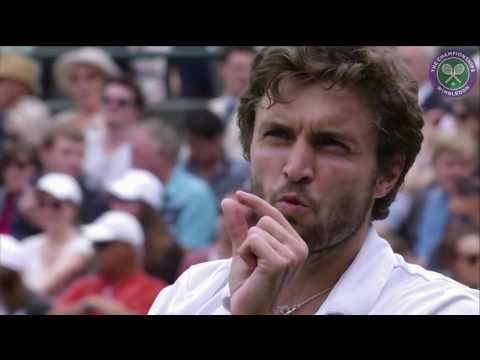 2016, Day 4 Highlights, Grigor Dimitrov vs Gilles Simon