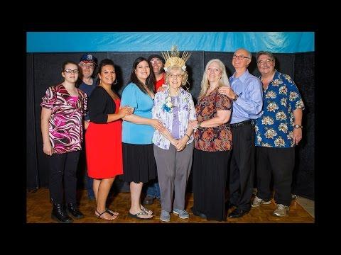 Donna France's 90th Birthday Party (Full Video) - Hot Springs, Arkansas