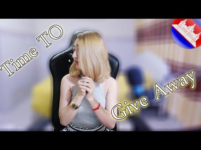 Time To Give Away / KH RakSmey