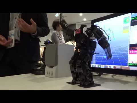 音楽自動解析サービスSongleとロボット制御ソフトV-Sidoの連携