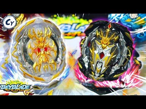 ☆ TOUPIE  BEYBLADE  BURST    B-153  Regalia Genesis Burst Rise GT Gatinko    ☆