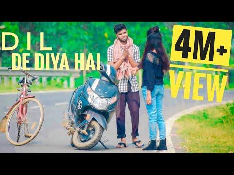 Dil De Diya Hai | Bewafa Pyar| Sad Love Story 2018 l Emotional Video |