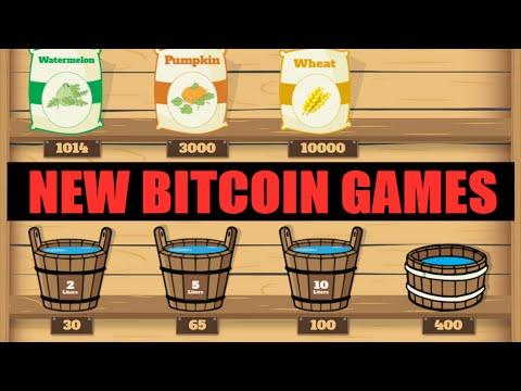 NEW BITCOIN GAMES 2016 Ферма без вложений.