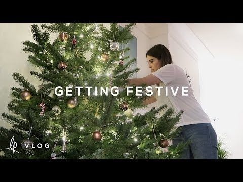 GETTING FESTIVE  Lily Pebbles