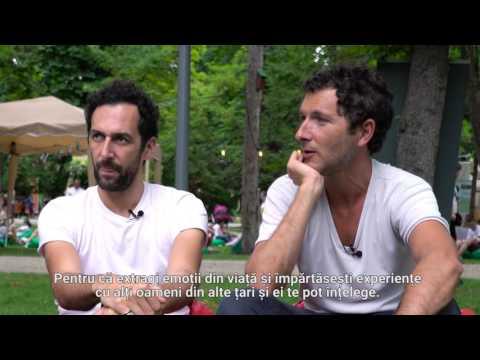 Interviu AaRON@Jazz in the Park