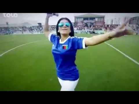 Aryana Sayeed Qarsak song (2015) Afghan League