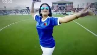 Aryana Sayeed Qarsak song (2015) Afghan League
