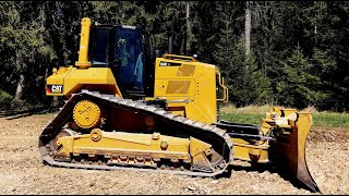 cat d6n xl walkaround