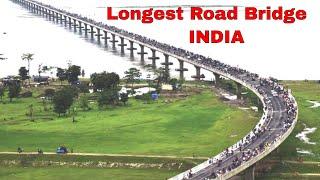 Top 15 Longest Road Bridges in India | भारत में 15 सबसे लंबे रोड ब्रिज