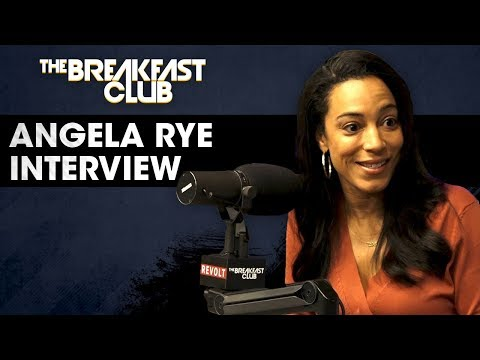 Angela Rye Discusses Trump's Response To Harvey Victims & More
